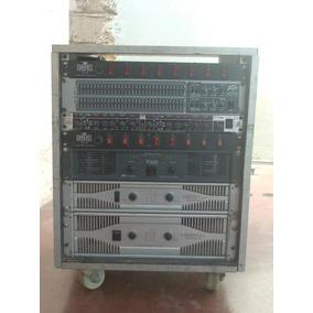 Amplificador American Audio V6001 Plus