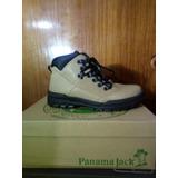 Zapato Panamá Jack 100% Cuero Color Beige N° 39, 40, 41 Y 42