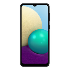 Smartphone Galaxy A02, 32gb + 2gb Tela Infinita De 6.5