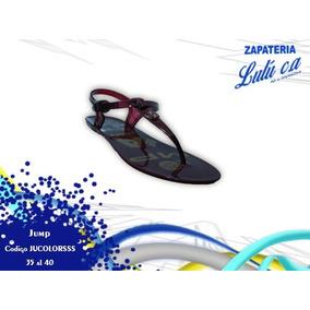 Sandalias Para Damas Marca Jump Jucolorsss