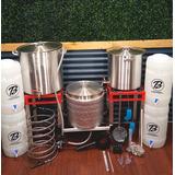 Equipo Fabrica Cerveza Artesanal 30lts Brewmaster