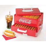 Vaporera Hot Dogs Coca Cola Envío Gratis