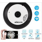 Camara Ip Wifi 360 º Fish Eye 128gb 920p 1.3mpx Hd
