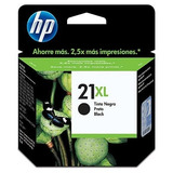 Cartucho De Tinta Hp 21xl Negro C9351cl Original