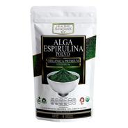 Alga Espirulina Orgánica 1kg Envio Gratis