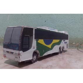 Miniatura Ônibus Personalizado