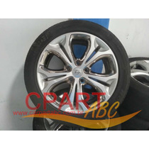 Jogo De Rodas I30 2014 - 225/45/17 5x114 Original Hyundai