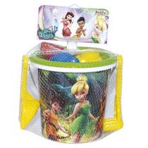 Conjunto Praia Tinker Bell Disney Brinquedo Menina Novabrink
