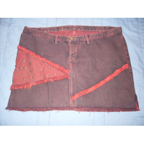 Saia Jeans Curta - Saias Outros Modelos Curtas Femininas b1b37301e4d