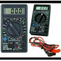 Multimetro Digital Profesional!! Dt-830b