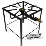 Reverbero, Primo A Gas 35x35x70cm