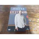 Dvd Original Dr House - Temporada 5 Completa
