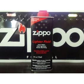 Zippo Gasolina Combustible Gas 118ml Original Envío Gratis