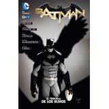 Batman El Tribunal De Los Buhos Ecc España Tapa Dura Color