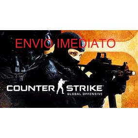 Counter-strike:global Offensive Original Steam- Ent. Na Hora