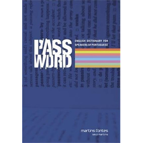 Password - English Dictionary For Speakers Of