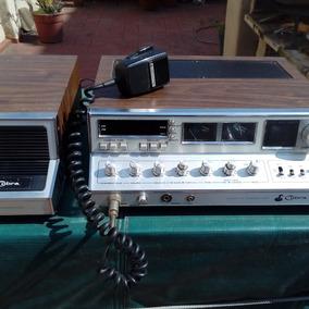 Antigua Base Estacion Radioaficionados Cobra Gtl 2000
