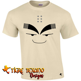 Playera Anime Dragon Ball Krillin By Tigre Texano Designs