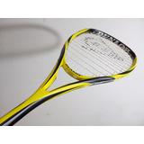 Raquete Dunlop Blackstorm ( Squash - Precisa Conserto )