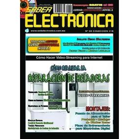 Revista Saber Electrónica 319 - Edición Mexicana