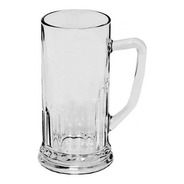 Caneca Chopp Cerveja Vidro 560 Ml Sublimação Personalizar