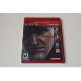 Metal Gear Solid 4 Guns Of Patriots Ps3