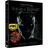 Game Of Thrones Uhd 4k 2160p Entrega Inmediata Digital