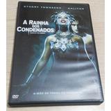 Dvd A Rainha Dos Condenados