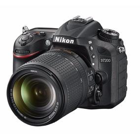 Nikon D7200 Kit 18-140 Afs Vr Sd 16 Cordoba Fact A O B