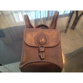 Bolsa Backpack,michel Domit, Café