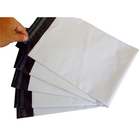 Envelope Plástico Segurança Lacre Tipo Sedex 26x36 (250pcs)