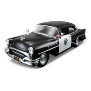 Miniatura 1955 Buick Century Police Car (1:26)