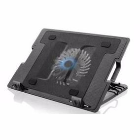 Base Enfriadora Fan Cooler Ajustable Para Laptop 10 A 17 Usb
