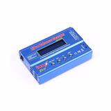 Cargador De Baterias Lipo Imax B6 Balanceador Carga Rc 80w