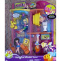 Juguete Polly Pocket Hangout Casa Playset W Ascensor, Pisci