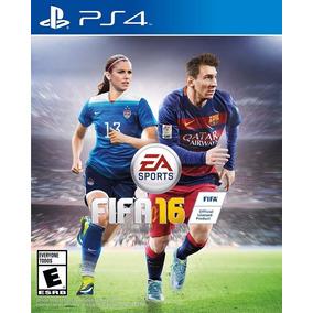 Fifa 16 Juego Ps4 Playstation 4 Oferta