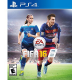Fifa 16 Juego Ps4 Playstation 4 Oferta