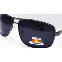 Óculos De Sol Polarizado Masculino Casual Marca O.m. Eyewear