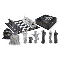 Ajedrez Harry Potter Noble Collection Oficial Warner Bros
