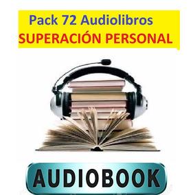 Pack 72 Audiolibros De Superación Personal (2 Mil Hrs. Mp3)