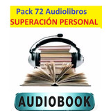 Pack 72 Audiolibros De Superación Personal (2 Mil Hrs. Mp3)