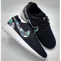 Zapatos Nike Roshe Run De Damas!!