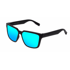 Lentes De Sol Hawkers - Carbon Black Clear Blue Motion