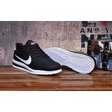 Zapatillas Nike Cortez Ultra Negras / Blanco Original Stock