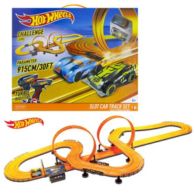 Pista Electrica Hot Wheels - 915 Cm
