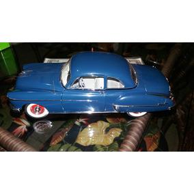 Oldsmobile Raridade 1950 Escala 1/24 Com Certificado Eua
