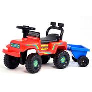 Andador Caminador Andarin Auto Con Trailer Bebes Niños