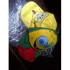 Gorras De Bob Esponja