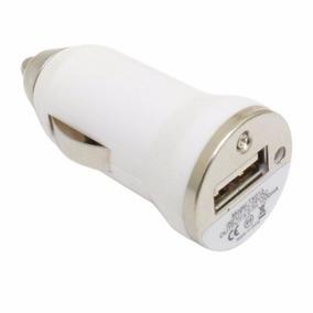 Adaptador Fonte Carregador Veicular Usb 12v Celular Gps Mp3