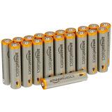 20 Baterías Pilas Aaa Alcalina Alto Rendimiento Envio Gratis